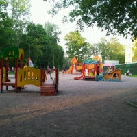 Photo taken at Черкизовский парк by Владимир К. on 5/16/2012