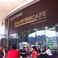 Photo taken at Craven Café by Syafiq N. on 8/25/2012