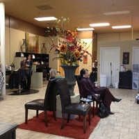 Photo taken at Salon Nevaeh by Debra B. on 1/4/2012