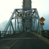 Photo taken at Burlington–Bristol Bridge by Joseph M. E. on 12/26/2010