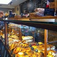 Photo taken at La Boulangerie de San Francisco by Lisa B. on 2/26/2011
