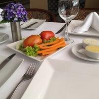 Photo taken at Restaurante Marrua by Waldemir P. on 3/1/2012