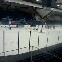 Photo taken at Alfond Arena by Jen M. on 10/26/2011