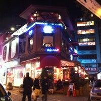 Photo taken at Çıtır Cafe & Pub by Saadet G. on 11/18/2011