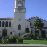 Photo taken at Salinas High School by Diamand D. on 10/13/2011