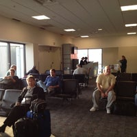 Photo taken at Gate D11 by Adam C. on 11/9/2011