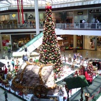 Photo taken at Shopping Campo Grande by Daniel P. on 12/26/2011