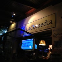 Photo taken at La Comedia by Manuel C. on 8/17/2012