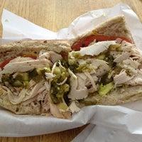 Photo taken at Cafe Food by Matthew P. on 2/2/2012