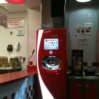 Photo taken at Five Guys by trina l. on 1/31/2012
