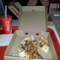 Photo taken at Telepizza by Bastián A. on 5/14/2012