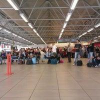"""Photo taken at Aeroporto di Roma Ciampino """"Giovan Battista Pastine"""" (CIA) by Federica P. on 9/29/2011"""