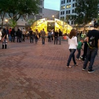 Photo taken at Park Central Square by Hillary T. on 6/2/2012