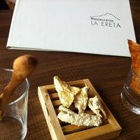 Photo taken at La Ereta by Basa W. on 4/28/2012