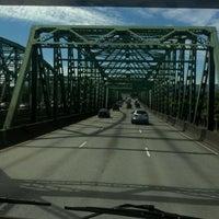 Photo taken at Interstate Bridge by Joyce R. on 6/16/2012