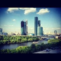Photo taken at Офис Смп by Alexey V. on 5/18/2012