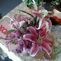 Photo taken at The Family Flower Shoppe by Sara S. on 1/31/2012