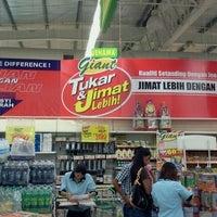 Photo taken at Giant Hypermarket by shyuhada m. on 9/4/2011