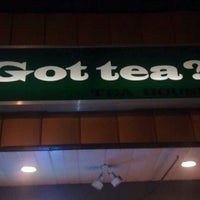 Photo taken at Got Tea by Roger K. on 11/29/2011
