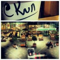 Photo taken at Starbucks by Kun A. on 6/6/2012