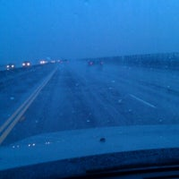 Photo taken at Blecher-Freeman Memorial / Yolo Causeway by Christina M. on 11/24/2011