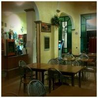 Photo taken at Pizzeria e Gelateria Il Sole di Salvatori Michela by Danilo R. on 1/28/2011
