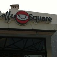 Photo taken at Coffee Square by Ana Cristina S. on 3/25/2012