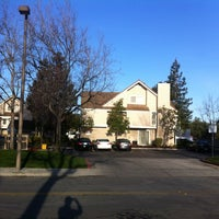 Photo taken at Residence Inn Sunnyvale Silicon Valley I by Daisuke S. on 3/2/2012