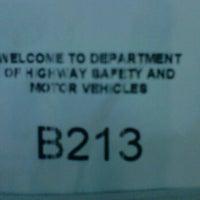 Photo taken at DMV by Kla P. on 8/17/2012