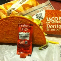 Photo taken at Taco Bell by Sarah W. on 3/29/2012
