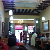 Photo taken at Café El Popular by Jose C. on 3/31/2012