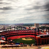 Photo taken at Hilton St. Louis at the Ballpark by Alex S. on 6/21/2012