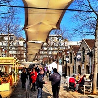Photo taken at Bercy Village by Alvaro G. on 3/14/2012