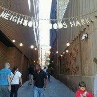 Photo taken at Neighbourgoods Market by Lauren C. on 4/7/2012