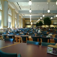 Photo taken at Sbisa Dining Center by Joe M. on 9/6/2012