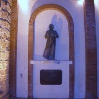 Photo taken at Iglesia Santa Teresa De Avila by Cesar S. on 5/12/2012