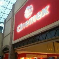 Photo taken at Cinemex by Alejandro M. on 7/15/2012