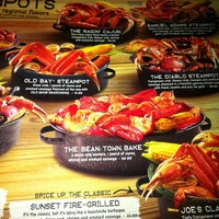 Photo taken at Joe's Crab Shack by Ian W. on 3/10/2012