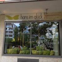 Photo taken at Hans im Glück by Myriam S. on 8/8/2012
