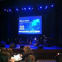 Photo taken at Pollak Theatre by Ryan E. on 4/21/2012