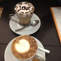 Photo taken at Terzetto Café by Aleksander on 6/25/2012