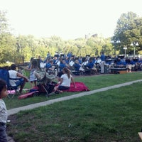 Photo taken at Columbia Town Center Lakefront by David M. on 8/12/2012