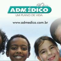 Photo taken at Admédico by Dani B. on 2/8/2012