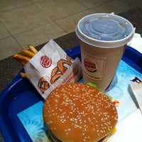 Photo taken at Burger King by Mostafa I. on 2/27/2012