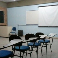 Photo taken at Universidade de Cuiabá (UNIC) by Lucas T. on 2/12/2012