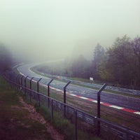 Photo taken at Nürburgring by Roman 😎 D. on 5/6/2012