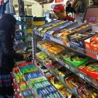 Photo taken at Chevron by malcolm j. on 2/10/2012