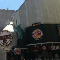 Photo taken at Burger King by Олья on 7/2/2012