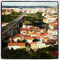 Photo taken at Corinthia Hotel Prague by Timur on 9/7/2012