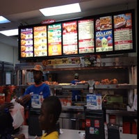 Photo taken at Popeyes Chicken & Biscuits by Isaac on 9/12/2012